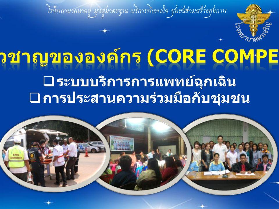 ความเชี่ยวชาญขององค์กร (Core Competency)
