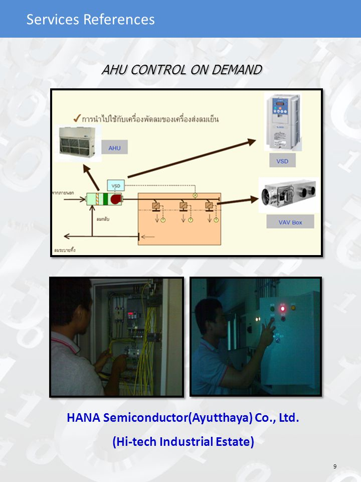 HANA Semiconductor(Ayutthaya) Co., Ltd. (Hi-tech Industrial Estate)