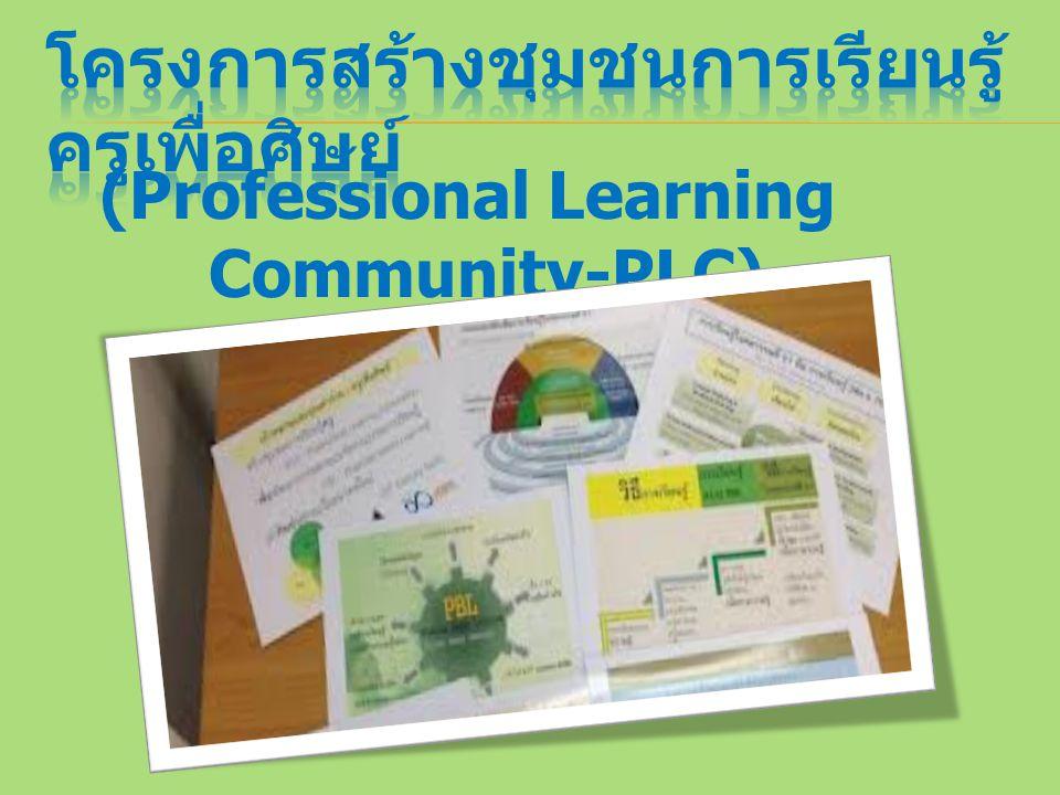 โครงการสร้างชุมชนการเรียนรู้ครูเพื่อศิษย์