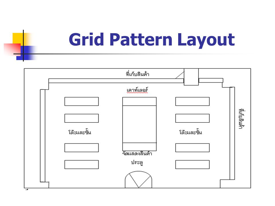 Grid Pattern Layout