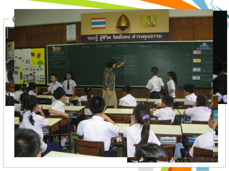 การสอนชั้นป.3