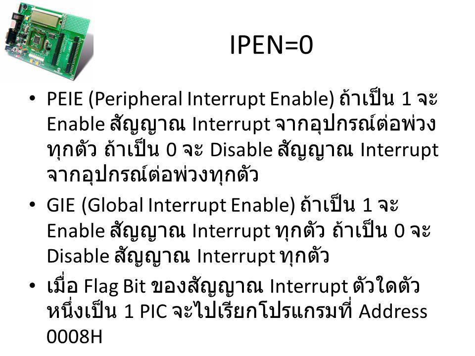 IPEN=0