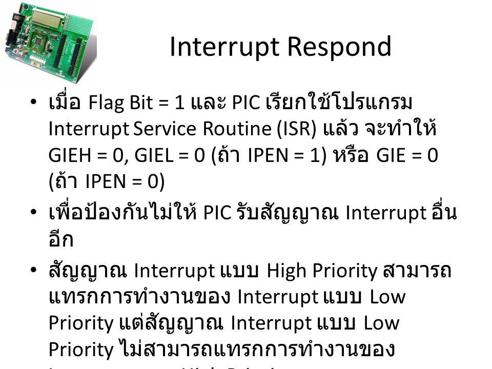 Interrupt Respond
