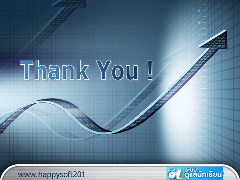Thank You ! www.happysoft2010.com