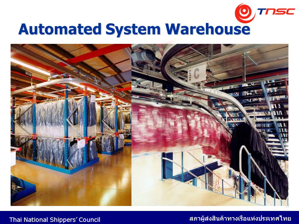 Automated System Warehouse