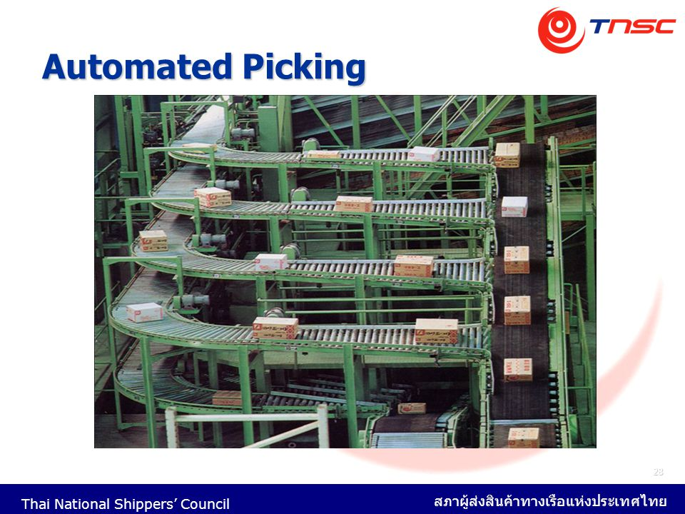 Automated Picking