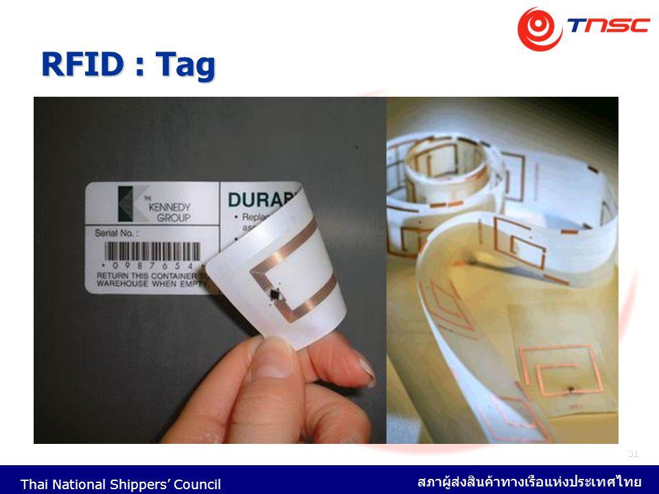 RFID : Tag