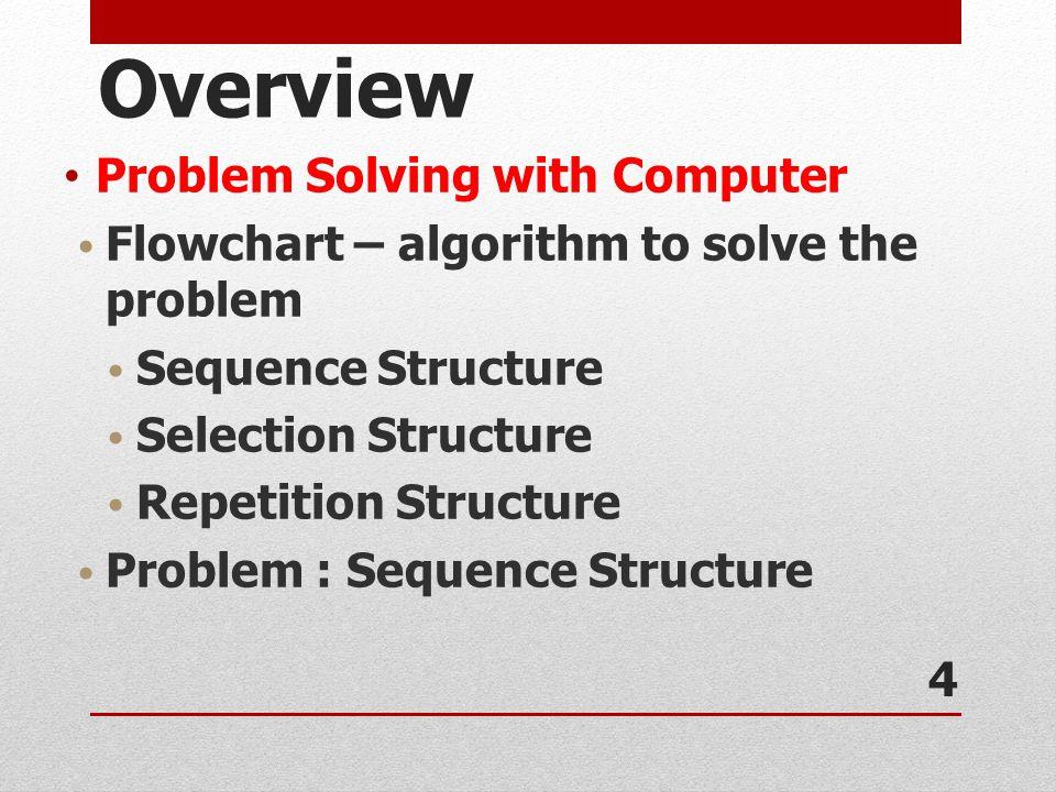 Problem Solving Computer