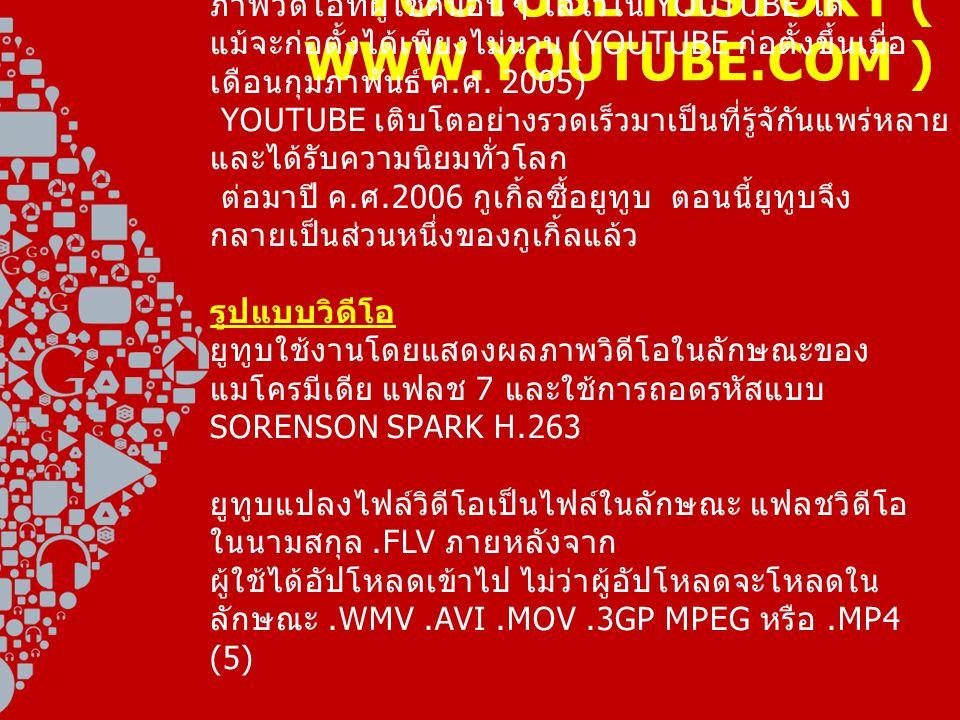 YouTube History ( www.youtube.com )