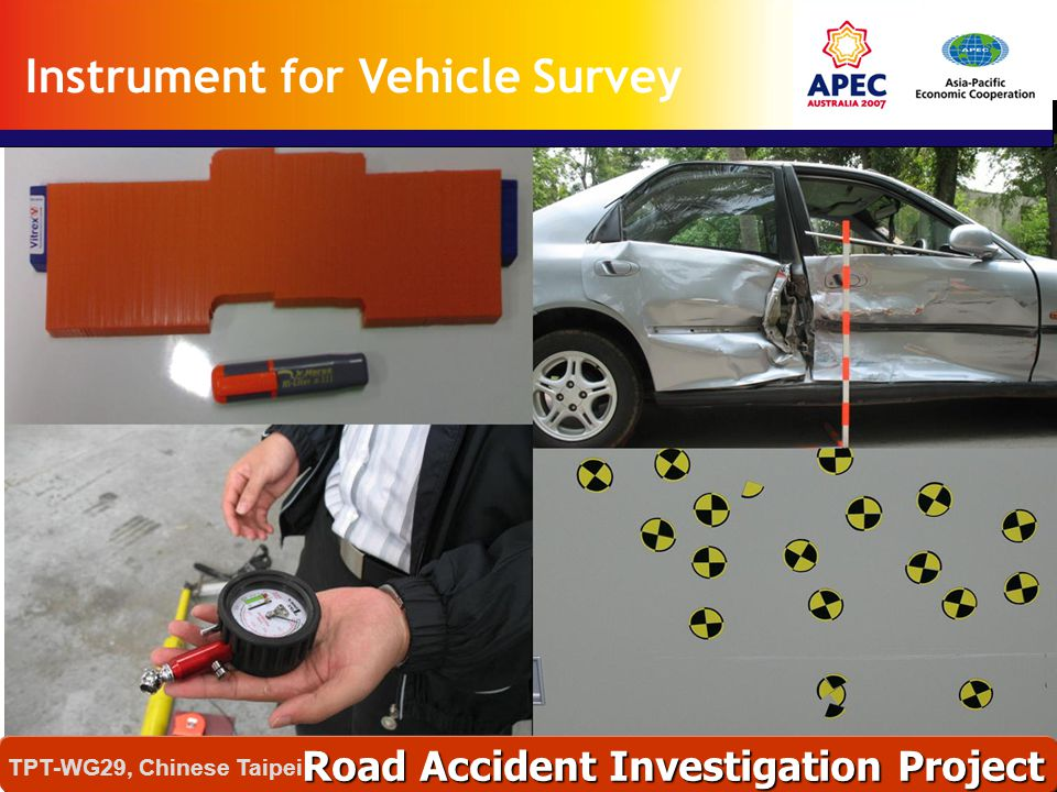 Instrument for Vehicle Survey