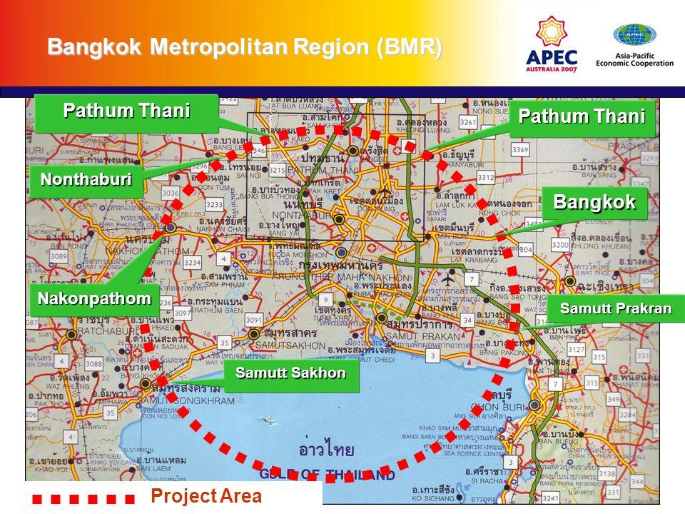 Bangkok Metropolitan Region (BMR)