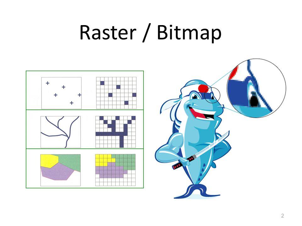 Raster / Bitmap