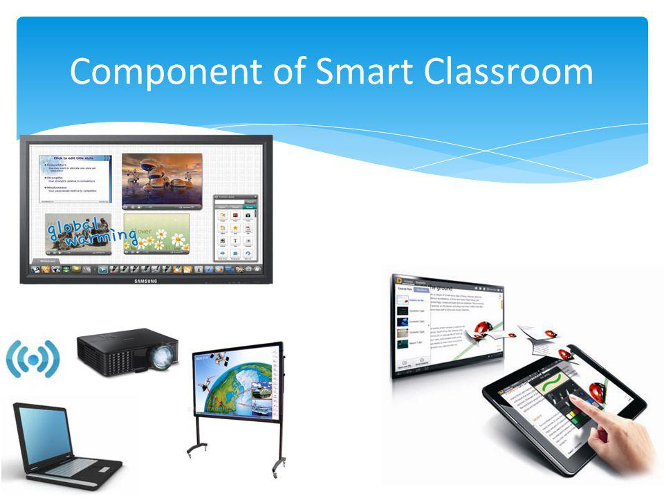 Component of Smart Classroom