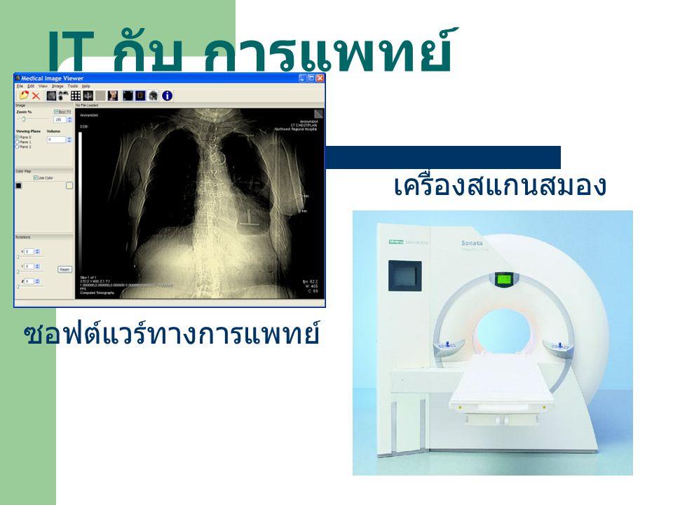 ซอฟต์แวร์ทางการแพทย์