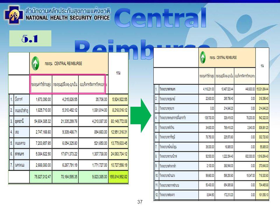 Central Reimburse 5.1
