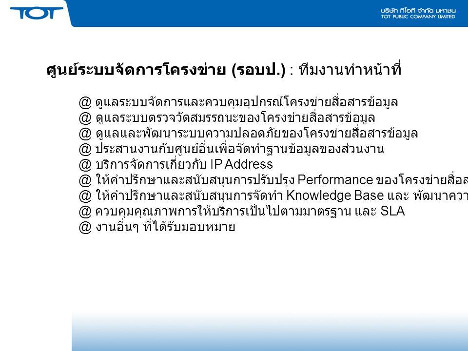 ศูนย์ระบบจัดการโครงข่าย (รอบป