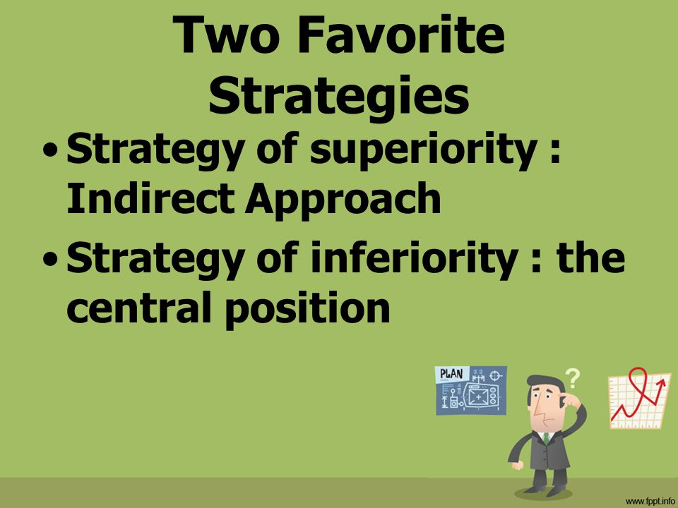 Two Favorite Strategies