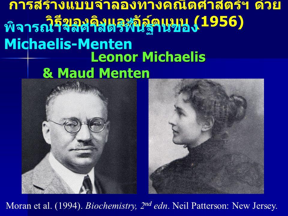 Leonor Michaelis & Maud Menten