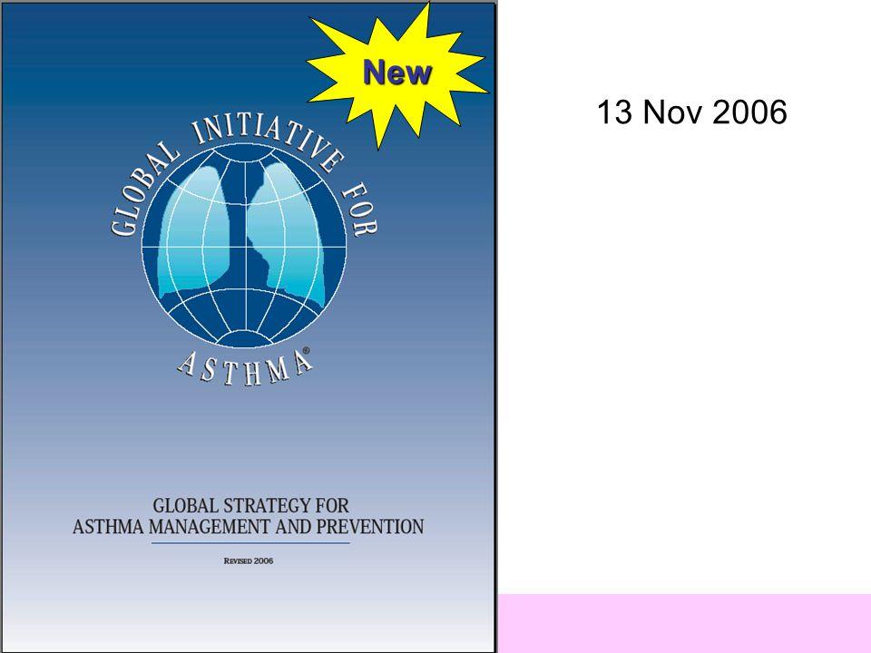 New 13 Nov 2006