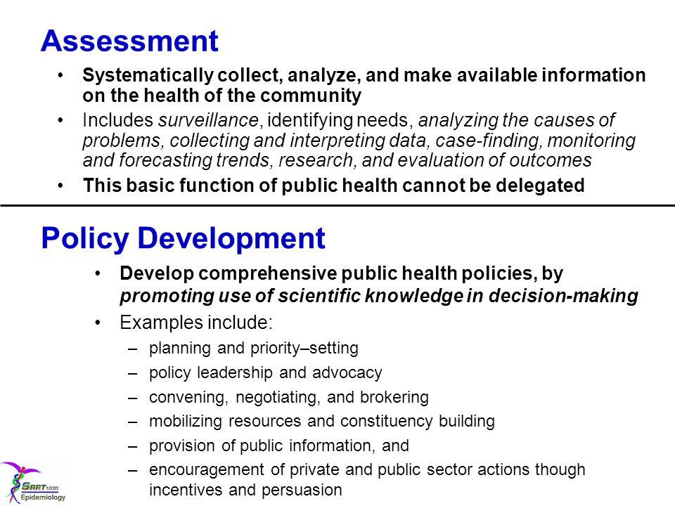 Assessment Policy Development