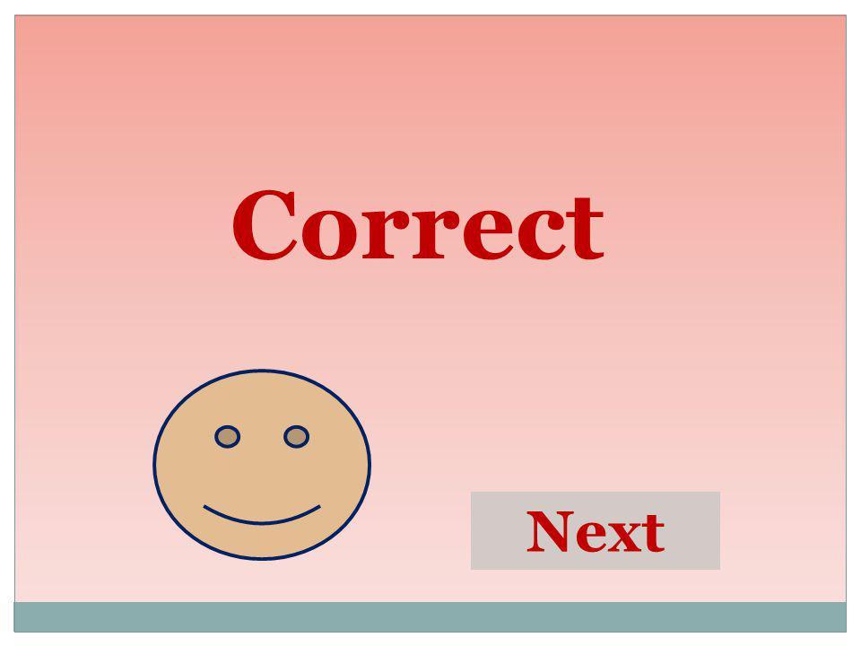 Correct Next