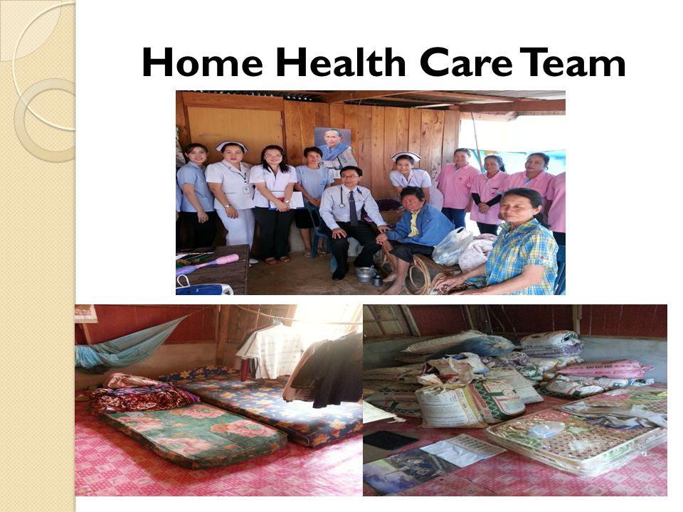 Home Health Care Team