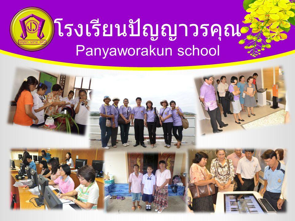โรงเรียนปัญญาวรคุณ Panyaworakun school