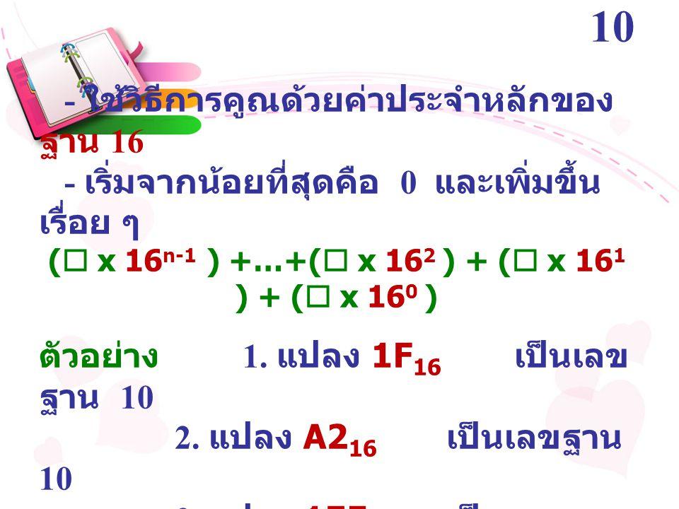 ( x 16n-1 ) +…+( x 162 ) + ( x 161 ) + ( x 160 )