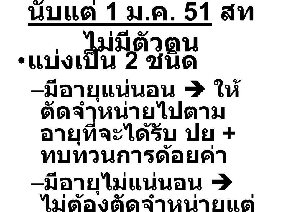 นับแต่ 1 ม.ค. 51 สท ไม่มีตัวตน