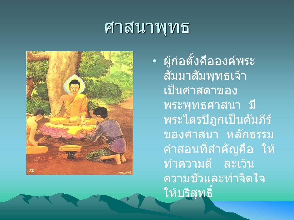 ศาสนาพุทธ