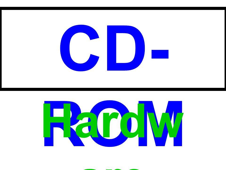 CD-ROM Hardware
