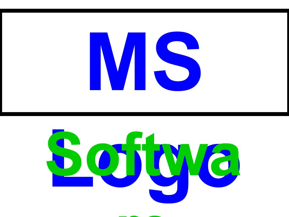 MS Logo Software
