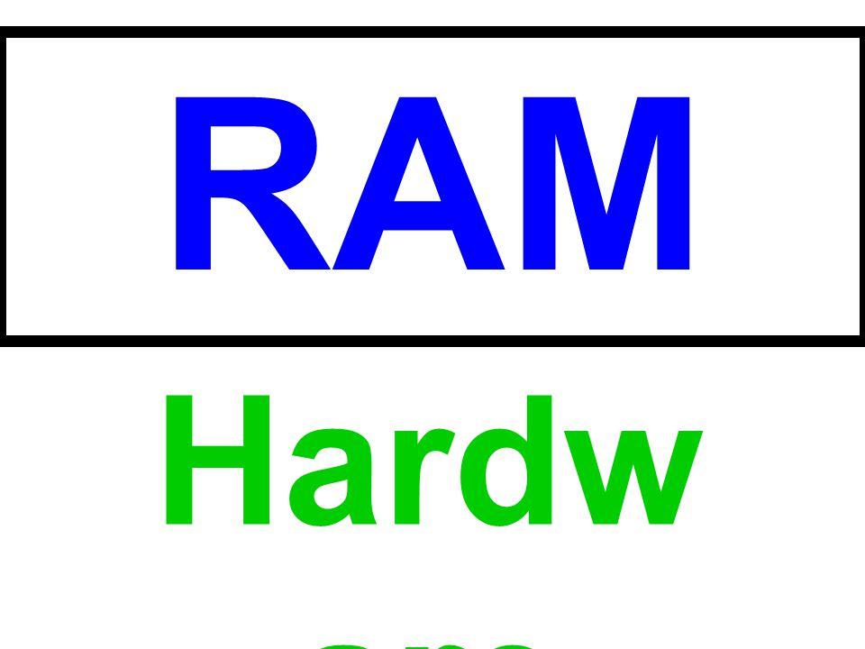RAM Hardware