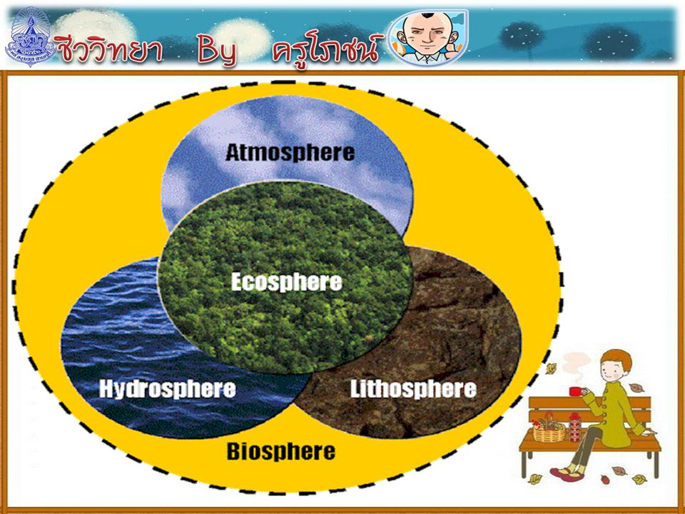 A biome is a large geographic area containing similar plants and animals. This map shows the locations of some of the major biomes of the world.