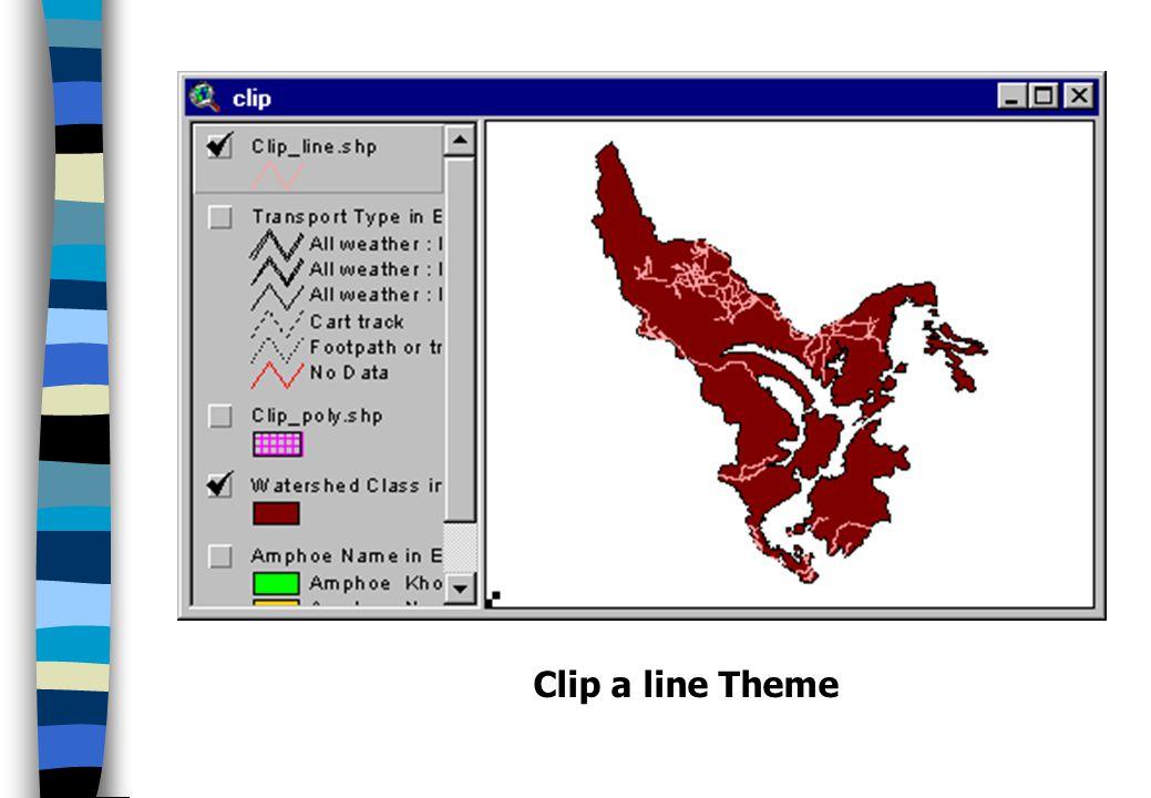 Clip a line Theme