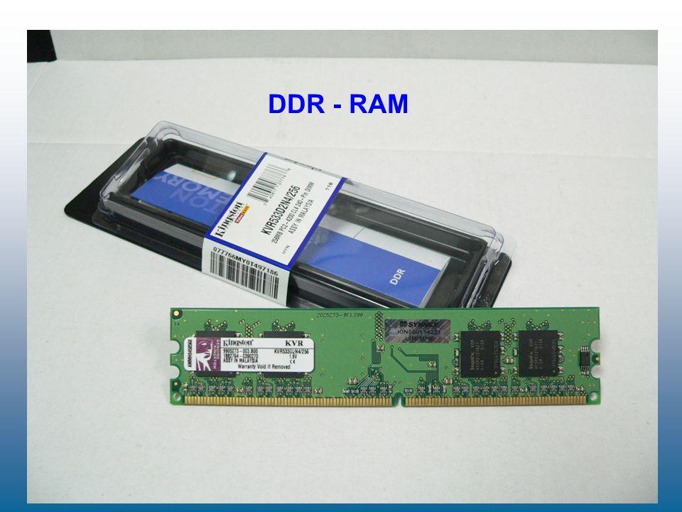 DDR - RAM