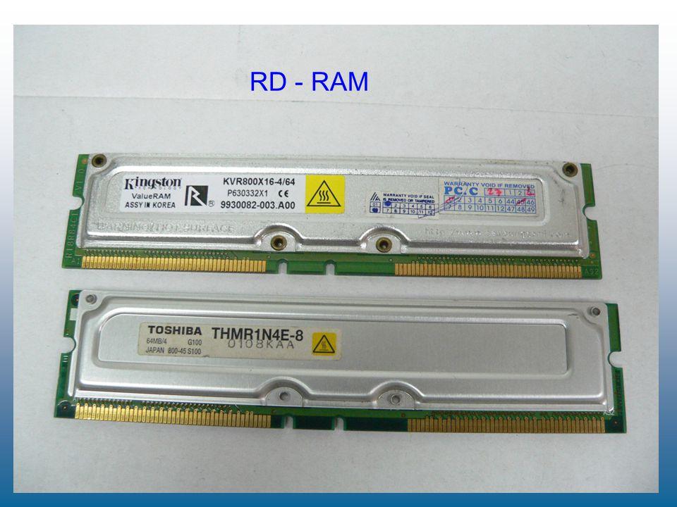 RD - RAM