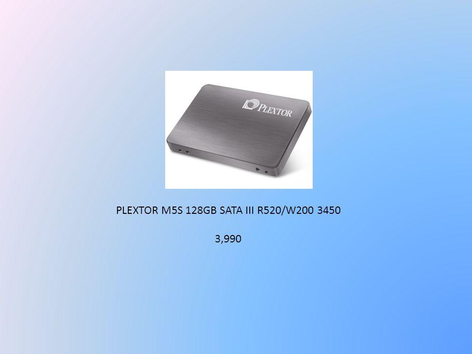 PLEXTOR M5S 128GB SATA III R520/W200 3450