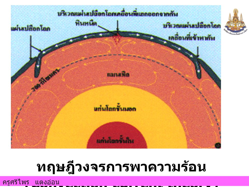 ทฤษฎีวงจรการพาความร้อน(Convection current theory)