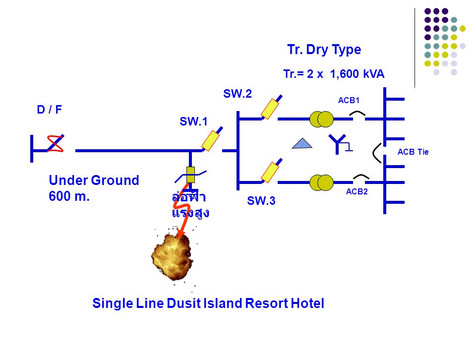 External Voltage Relay And Application