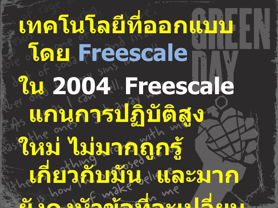 เทคโนโลยีที่ออกแบบโดย Freescale ใน 2004 Freescale แกนการปฏิบัติสูง ใหม่ ไม่มากถูกรู้เกี่ยวกับมัน และมาก ยังคงหัวข้อที่จะเปลี่ยน ข่าวสุดท้ายเพื่อ ว่ามันจะหลายแกน การออกแบบแบ่ง งานกันทำการใช้เทคโนโลยี CoreNet