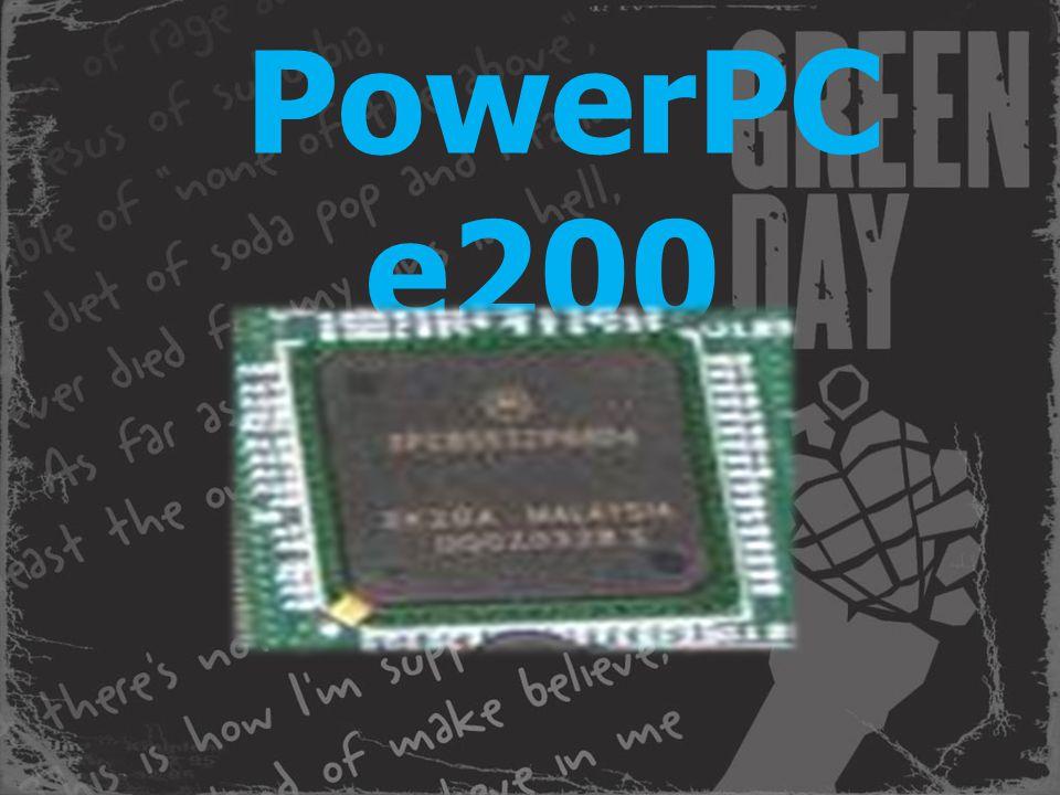 PowerPC e200