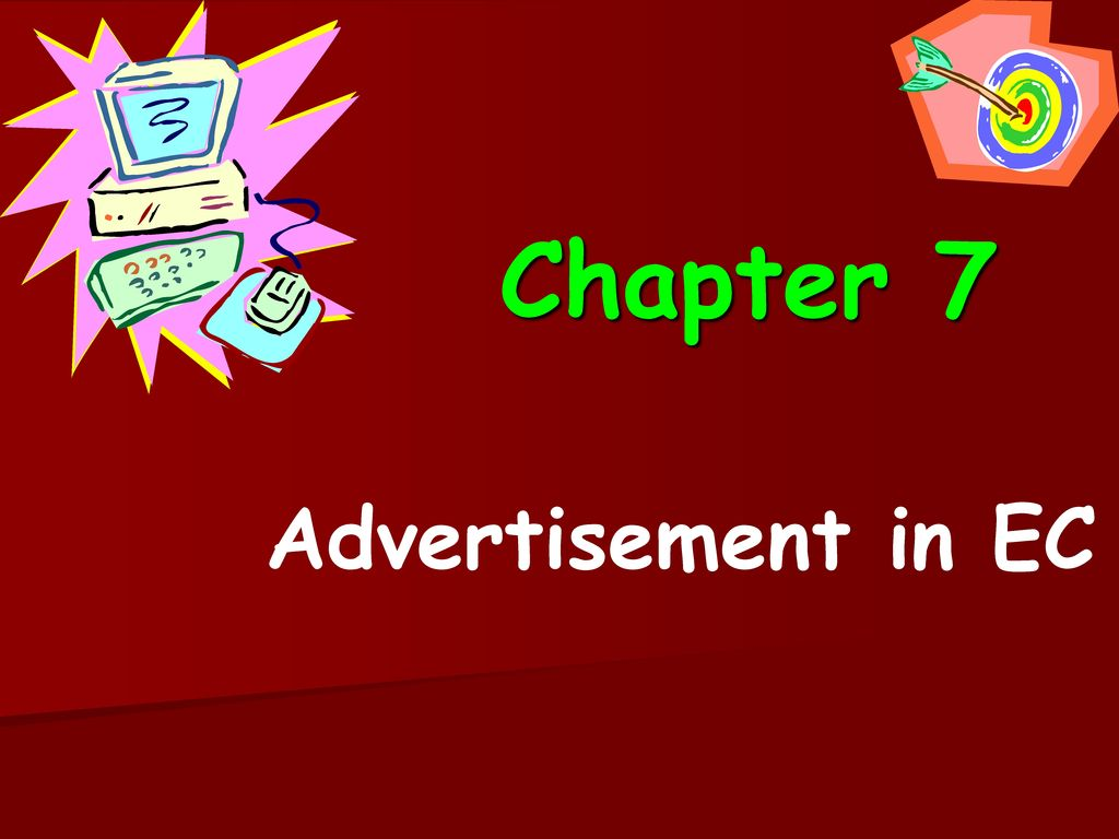 Chapter 7 Advertisement in EC