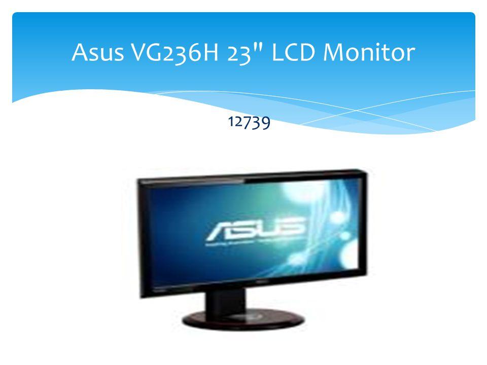 Asus VG236H 23 LCD Monitor 12739