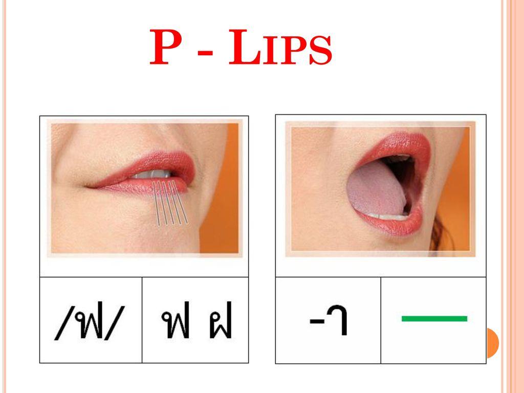 P - Lips