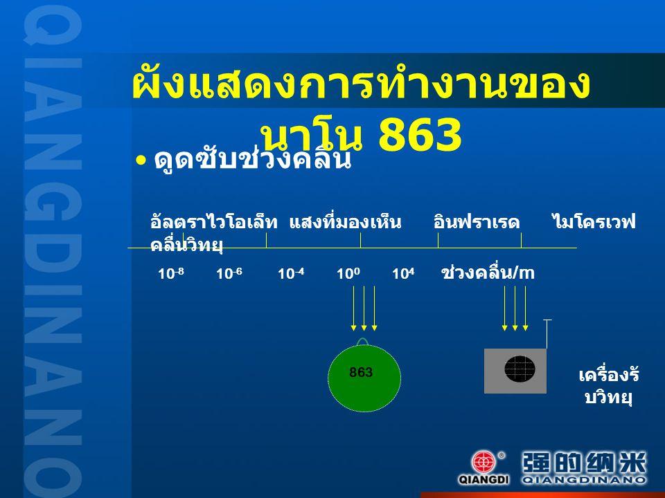 ผังแสดงการทำงานของ นาโน 863