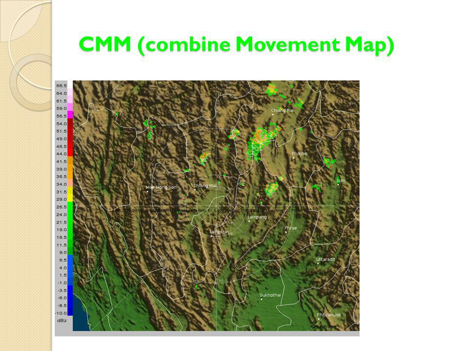 CMM (combine Movement Map)
