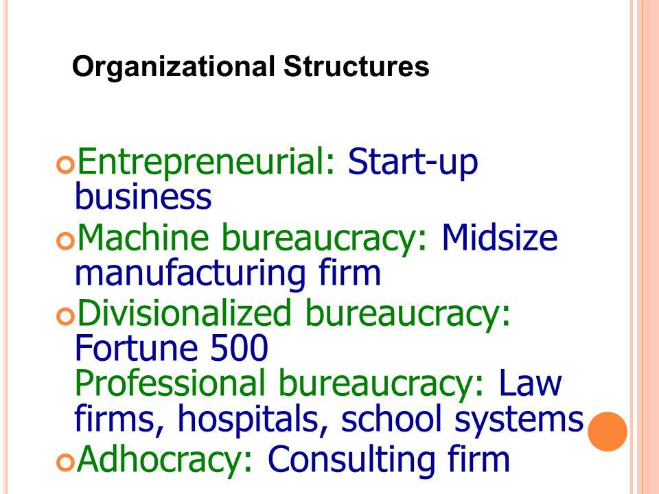 Entrepreneurial: Start-up business
