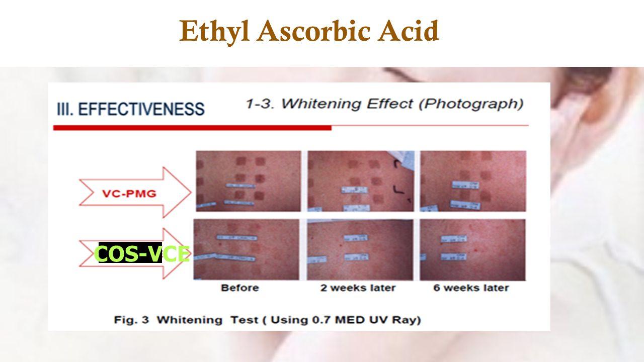 Ethyl Ascorbic Acid COS-VCE