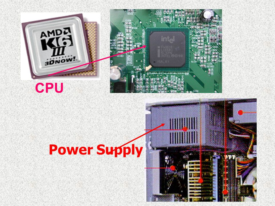 CPU Power Supply